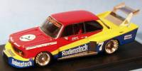 BMW 2002 Gr.5   St.Nr. 7    DRM 1977 RODENSTOCK Ertl pre-painted