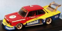 BMW 2002 Gr.5   St.Nr. 7    DRM 1977 RODENSTOCK Hennige pre-painted
