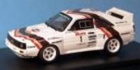 Audi Sport Quattro 'kurz'   St.Nr.     Metz 1984  Roehrl
