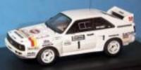 Audi Sport Quattro 'kurz'   St.Nr.     Breakdown Rallye 1986 SHELL OIL Mikkola