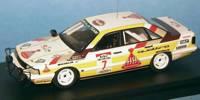 Audi 200 Ouattro   St.Nr. 7   1. Safari 1987 HB Mikkola/Hertz