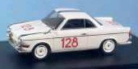 BMW 700 Coupe   St.Nr. 128    Mille Miglia 1961  Block/Paul