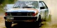 Audi 80 Gr.2   St.Nr.     Rallye 1980 SMS Smolej pre-painted