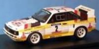 Audi Sport Quattro 'kurz'   St.Nr.     Tour de Corse 1984 HB Roehrl