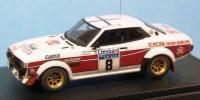 Toyota Celica Gr.2   St.Nr.     RAC 1977 TOYOTA Mikkola pre-painted