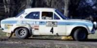 Ford Escort   St.Nr. 4   1. RAC 1972 UNIFLO Clark