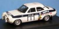 Ford Escort   St.Nr.    2. RAC 1973 UNIFLO Clark