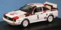 Audi Sport Quattro 'kurz'   St.Nr.     Olympus Rallye 1986  Buffum/Wilson