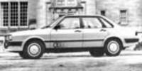 Audi 80 Quattro   St.Nr.     Strasse 1983