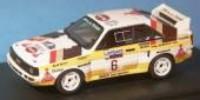 Audi Sport Quattro 'kurz'   St.Nr. 6    RAC 1984  Mouton