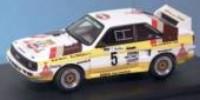 Audi Sport Quattro 'kurz' St.Nr. 5 Schweden 1985 Roehrl