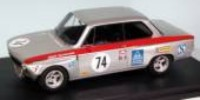 BMW 2002   St.Nr. 87    Bergrennen 1969 'Schnitzer' Mass
