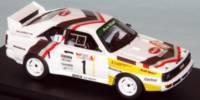 Audi Sport Quattro 'kurz'   St.Nr.     3 Staedte Rallye 1984  Roehrl Limited 25 St./pcs