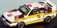 Audi Sport Quattro 'kurz'   St.Nr. T    Ulster 1984  Roehrl Limited 25 St./pcs
