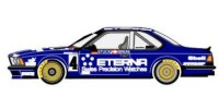 BMW 635 CSI   St.Nr. 4     1984 ETERNA Stuck/Brun
