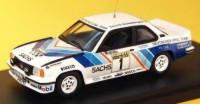 Opel Ascona 400 St.Nr. 1 Sachs-Winter-Rallye 1981 SACHS Kleint/Wanger