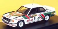 Opel Ascona 400 St.Nr. 4 Sachs-Winter-Rallye 1981 AKAI Kristiansen