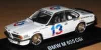 BMW 635 CSI   St.Nr. 13    DTM 1986 Nr.13/AUTO MAASS K.K?nig