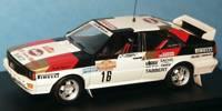 Audi Quattro   St.Nr.     San Remo 1982  Demuth