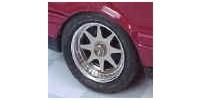 """ZENDER    9,8 14 """"   VW Golf, Alfa, Opel Astra, Clio, Twingo, BMW 325"""