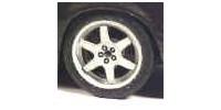 """SPEEDLINE RALLYE    10,8 17 """"   Subaru, Escort, Lancia, Mitsubishi     ( 5 R?der )"""