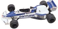Brabham BMW BT 52   St.Nr. 5   1. Brasilien 1983 PARMALAT Piquet