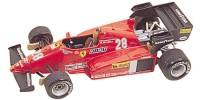 Ferrari 126C3   St.Nr.      1983 Pr?sentation