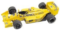 Lotus Honda T 99 B   St.Nr. 12   2. Japan 1987 CAMEL Senna