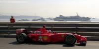 Ferrari F 2001   St.Nr. 3    Monaco 2001  Schumacher