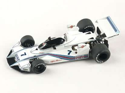 Brabham Alfa Romeo BT45   St.Nr. 7    Press Version 1975 MARTINI