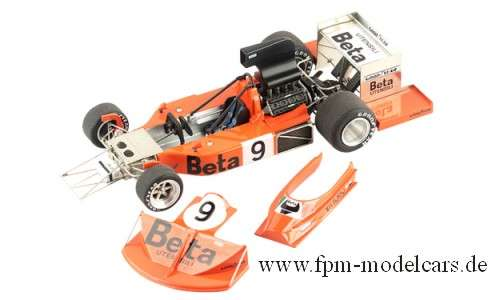March Ford 751 St.Nr. 9 England 1975 BETA Brambilla