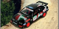 Ford Sierra Cosworth Castrol GTX3 Rally Portugal 90