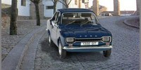 Ford Escort MK 1 1300 GT (1968) Roadcar royal blue (Lhd or Rhd)