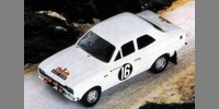 Ford Escort MK 1 1600 TC 1st Int.Event San Remo 68 Ove Andersson