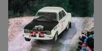 Ford Escort MK 1 1600 TC 1000 Lakes 68 1st Hannu Mikkola