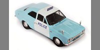 Ford Escort MK 1 Panda Police Car