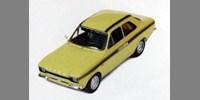 Ford Escort MK 1 Mexico 1971 daytona yellow w.black stripes (Lhd or Rhd)