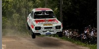 Ford Escort MK 1 RS 1600 1st 1000 Lakes 74 Mikkola / Davenport