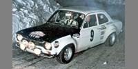 Ford Escort MK 1 RS 1600 5th Monte Carlo 70 Clark / Porter