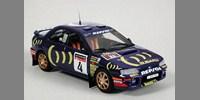 Subaru Impreza 555 1st RAC McRae / Ringer