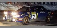 Subaru Impreza 3rd Monte Carlo 94 Sainz / Moya