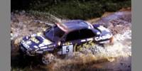 Subaru Impreza 4x4 turbo - Safari 95: Burns / Reid