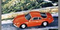 Alpine Renault A 110 ? 1300 G roadcar orange