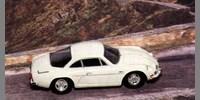 Alpine Renault A 110 ? 1300 G roadcar white