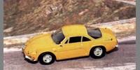 Alpine Renault A 110 ? 1300 G roadcar yellow