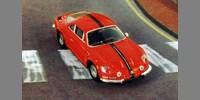 Alpine Renault A 110 ? 1600 S˜Berlinetta red w.black stripe