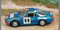Alpine Renault A 110 ? 1600 S˜1st TAP 71 J.P.Nicolas