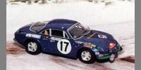 Alpine Renault A 110 ? 1600 S˜No.17 Monte Carlo 72 Darniche / Mah?
