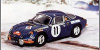 Alpine Renault A 110 ? 1600 S˜No.11 Monte Carlo 72 Andersson / Davenport