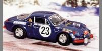 Alpine Renault A 110 ? 1600 S˜No.23 Monte Carlo 72 Nicolas / Vial